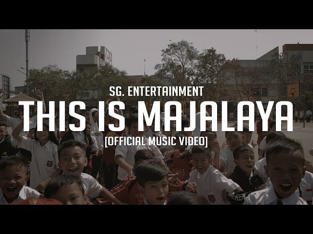 THIS IS MAJALAYA PROD BY  SG. ENTERTAINMENT Official Music Video