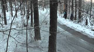 Halls winter rally 2012. All video from Jaroslavas.mp4
