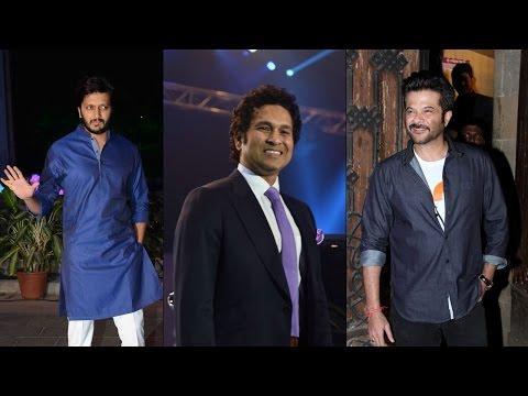 Watch Video: Bollywood CELEBRATES Sachin Tendulkar's B'DAY