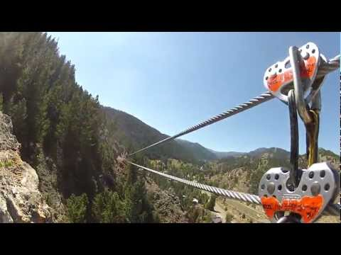 Cliffside Zipline Tours - Idaho Springs535