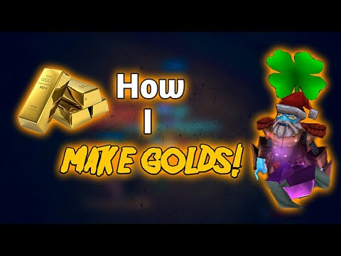Arcane legends | HOW I MAKE GOLD 2017 (UPDATED)!!
