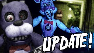 Scott reveals BRAND NEW INFO on the NEW FNAF game!!!