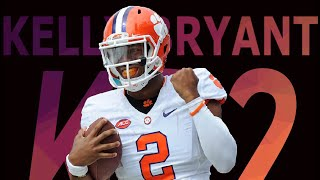 "Kelly Bryant ||""City On My Back""