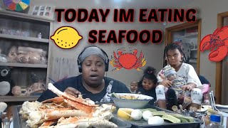 Today Im Eating Seafood