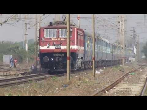 Kutch Express With Brc Wap-4e. video