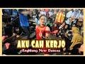 AKU CAH KERJO - Penonton Jadi Ikut Joget - Angklung New Banesa Malioboro Yogyakarta