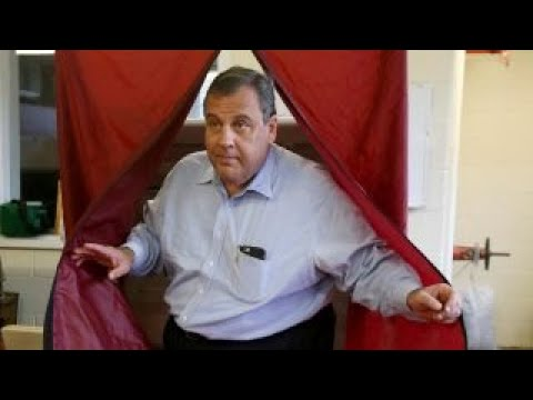 Nj Gov Chris Christie Explains How Governors Must Represent The People