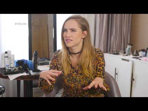 Suki Waterhouse Talks Pizza, Painting And Errrr Pole Dancing