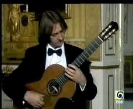 Agustin Pio Barrios Mangore - Vals N 3 - David Russell