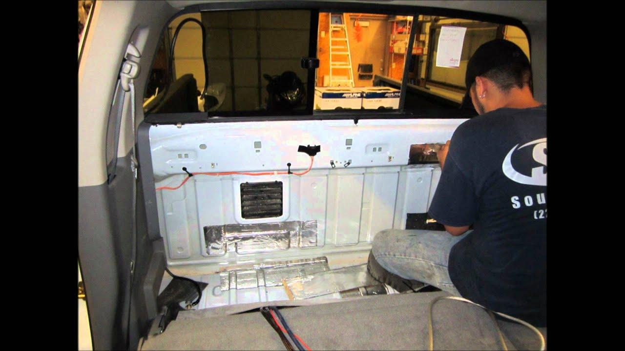 Custom Dodge Ram >> 2007 Dodge RAM MEGA Cab Alpine stereo install - YouTube