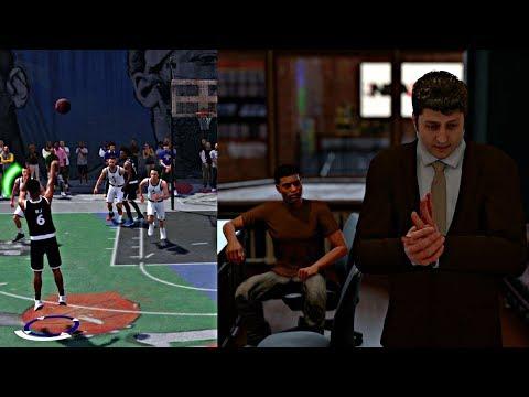 SHOT CREATOR POINT FORWARD HITTING 3's LIKE A PURE SHARP!!! GETTING A NEW AGENT! - NBA 2K18 PRELUDE MP3
