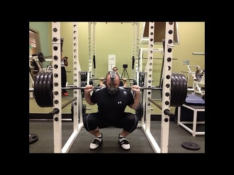 Stretching & powerlifting tips w/ Bryce Lewis (Elite Powerlifter) Image 1