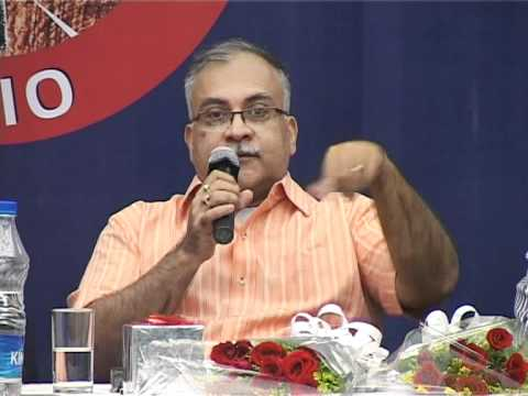 Dr.Prithwis Mukerjee at Praxis Panel Discussion 2010