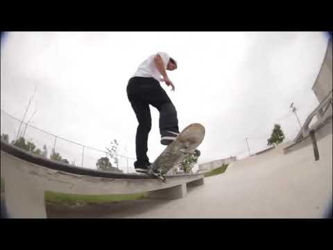 Jaymohz at Sainte Anne Skatepark