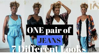 HowTo Style Your Denim - In 7 Different Ways!