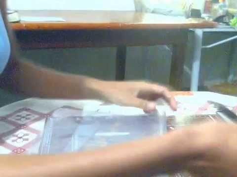 Como embalar, selar ou lacrar convites com saco plástico!