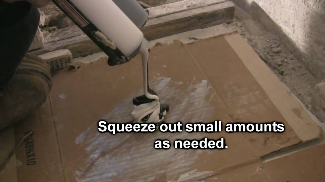 basement waterproofing chicago foundation crack repair how to