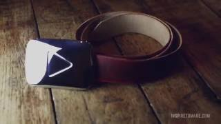 Youtube play button belt. 100,000 Subs!!!