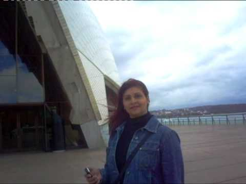 Khushiyan aur gham - (Mann) - Sandra Baitali in SYDNEY (Opera...