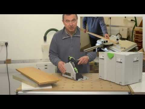 Festool TS55R Circular Saw Review