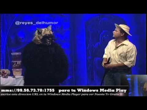 Los Reyes Del Humor Oct. 26 - Halowen 03