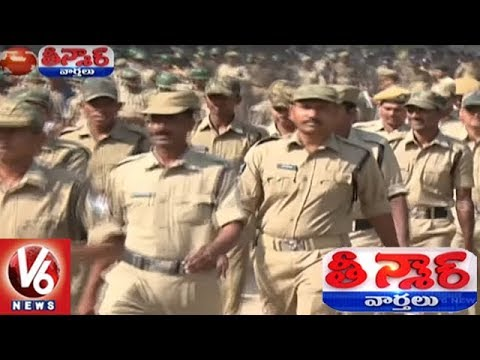 1.2 Lakh People Applied For 17 Thousand Constable Jobs In Telangana | Teenmaar News