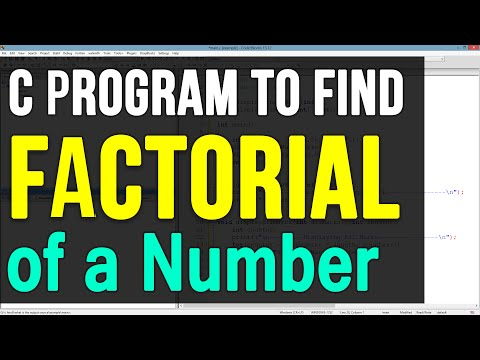 Shell Script To find Factorial of a Number