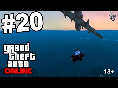 GTA Online [Аллилуйя! Это гора Чилиад] #20 | Grand Theft Auto V Online