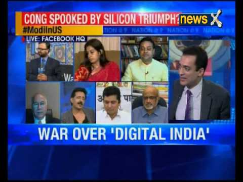 Nation at 9: 'Rajiv true digital India hero'