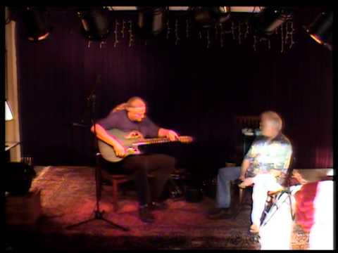 PRESTON REED - Live at the PSALM Salon - 9/18/10