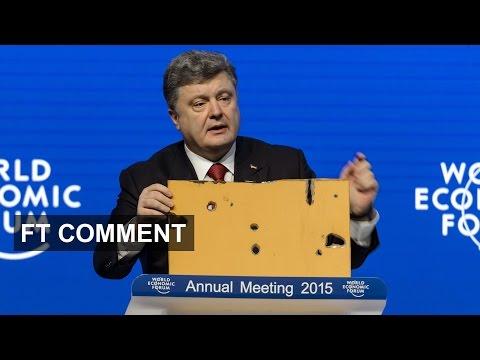 Geopolitics at Davos