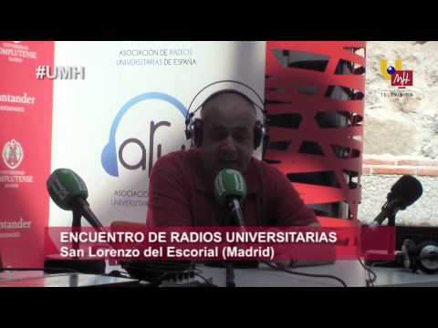UMH TV - Radio UMH en El Escorial