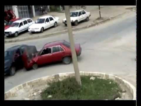 Konya Akşehir Emniyetinden Mobese Görüntüleri