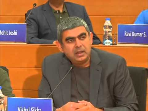 India's Infosys forecasts stronger growth