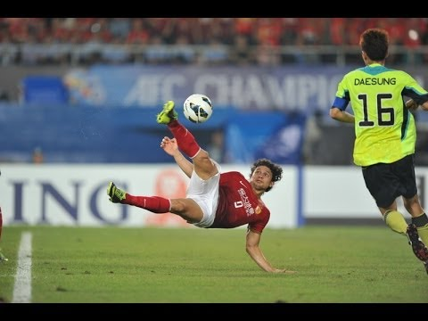 Guangzhou Evergrande 1 - 1 (3 - 3 agg.) FC Seoul. Guangzhou Evergrande became the first Chinese club to win the AFC Champions League as Marcello Lippi's side secured the title on the away goals...