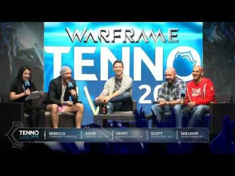 Warframe Tenno Live - Gamescom 2014