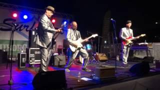 THE TOMORROWMEN - Rock My Liver /// LIVE /// Livorno Italy - 2017