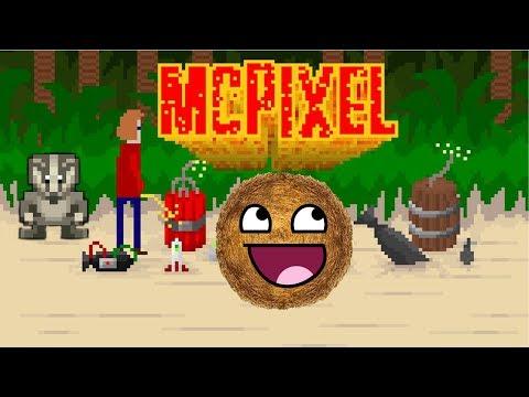 Спасатель Мак Пиксел (MCPixel): To the rescue!