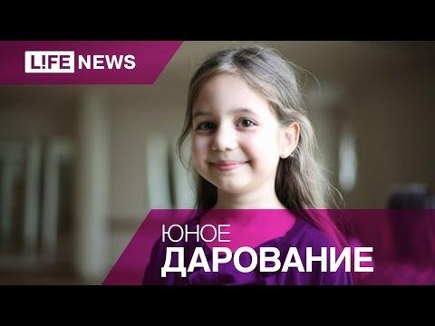 Луиза Бровина рассказывает о детстве на съемочной площадке