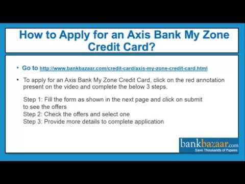 Axis bank forex card online banking