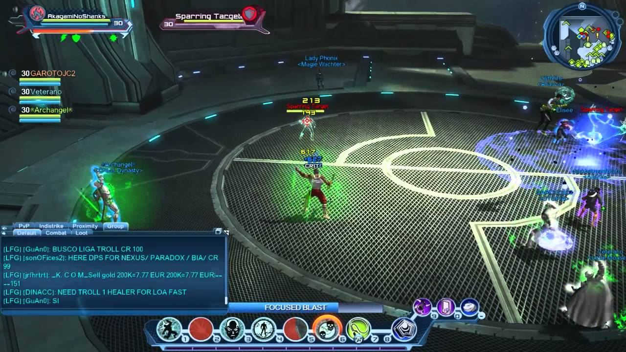 dcuo gadgets dps loadouts plus one handed youtube