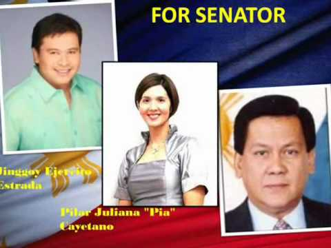 2010 Philippines Candidacy: Sure to Win!