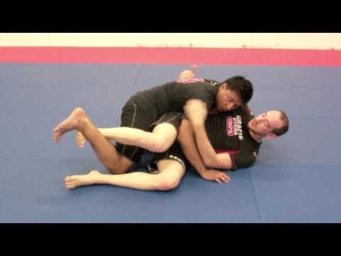 No Gi Grappling Video: Side Control Escape to Empty Half Guard Position with Tim Gillette Image 1