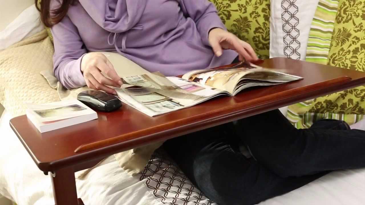 Adjustable Bedside Table Improvements Catalog Youtube