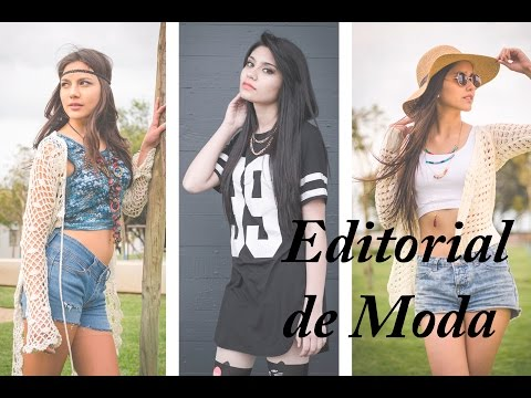 Editorial de Moda en Valparaíso