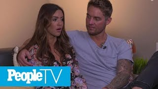 Brett Young & Taylor Mills' Decade-Long Path Down The Aisle - Inside Their Big Day | PeopleTV