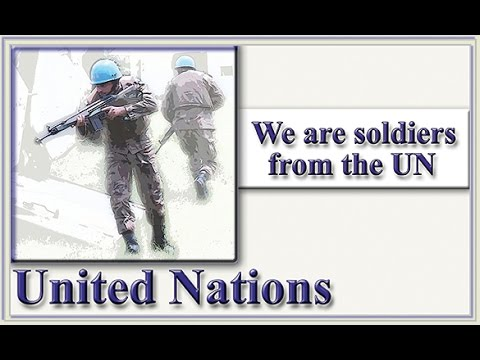 United Nations Liberia Africa UN soldiers Dmitriy Akimov