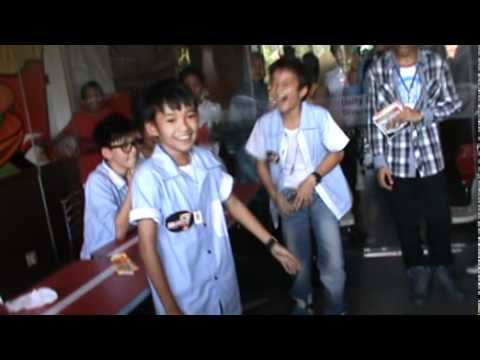 SUPER7_Dance BD-RAZA + BEAT BOX_SUPER7 at MNG Gunawarman