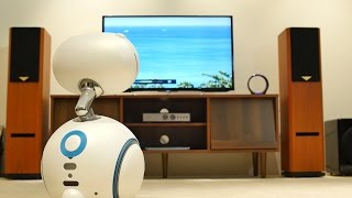 ASUS Zenbo Live Demo: Control Your TV without a Remote