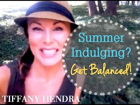 MONDAY MOTIVATION: Getting Balanced Body, Mind + Spirit